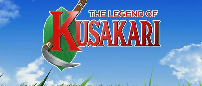 The Legend of Kusakari, juego inspirado en Zelda para 3DS