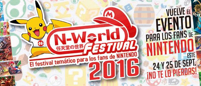 Nintendo World Festival en Perú