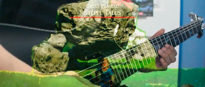 Versión Rock del tema de Steppe Talus