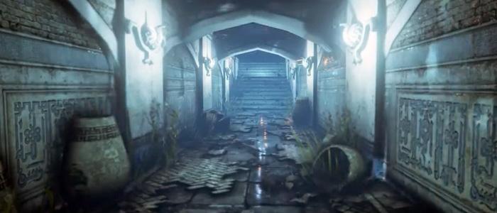 El Templo del Agua en Unreal Engine 4
