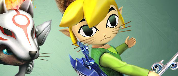 Toon Link felyne ya disponible
