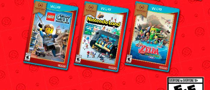 Nuevos Zelda en Nintendo Selects USA