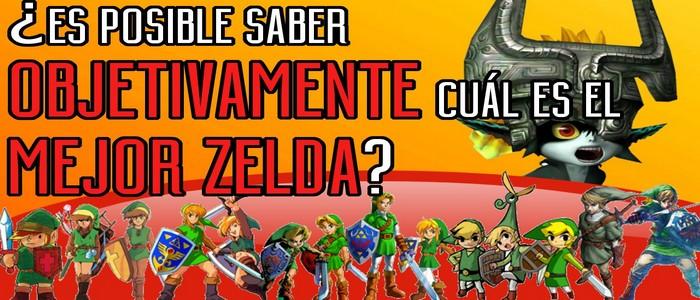 ¿Cuál es el mejor The Legend of Zelda? – Vídeo en La Tierra de Hylia
