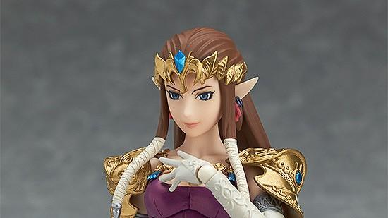Figuras Figma de Link y Zelda de Twilight Princess ya en pre-venta