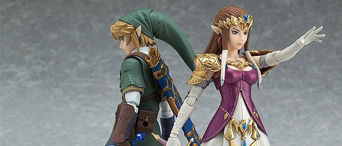 SD Distribuciones traerá las Figma de Link y Zelda a España