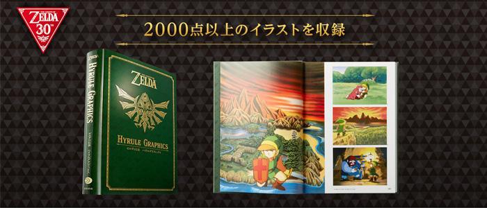 Confirmados tres volúmenes de Hyrule Graphics / Art & Artifacts