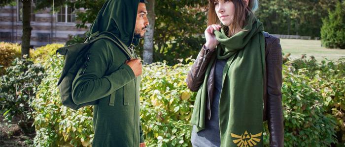 Línea de ropa Zelda de Musterbrand