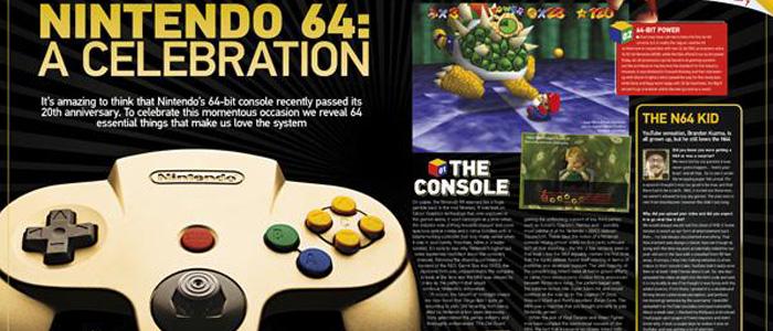 El libro de Nintendo 64