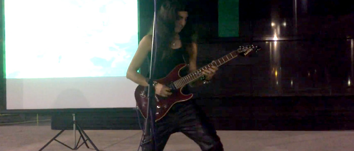 Zelda Rock en el N-World Fest