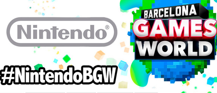 Nintendo en la Barcelona Games World