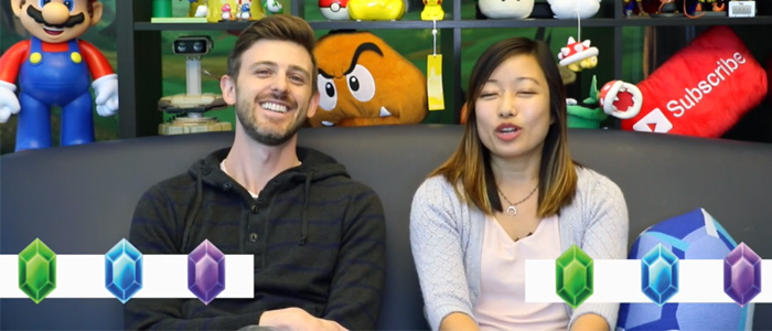 Los tres Zelda favoritos de Nintendo Minute