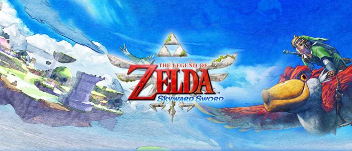 Skyward Sword en Wii U