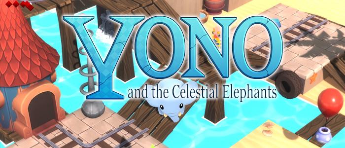 Yono and the Celestial Elephants, el Elefante que quería ser Link