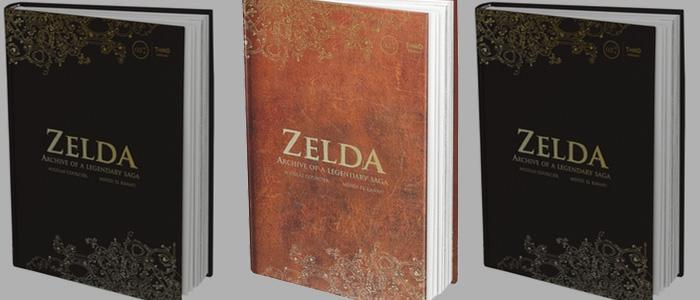 Zelda: Archive of a Legendary Saga en Kickstarter
