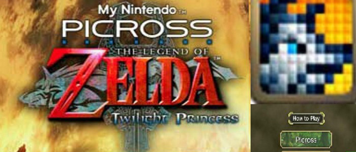 Picross: Twilight Princess disponible para siempre en MyNintendo