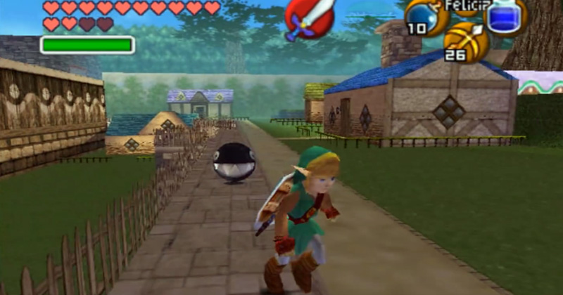 Link's Awakening 64: el clásico de Gameboy reimaginado