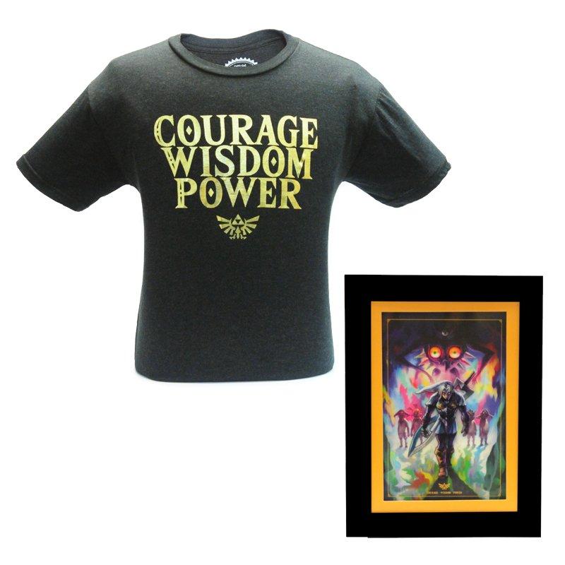 Camiseta exclusiva de Zelda en Nintendo NYC Store y más…