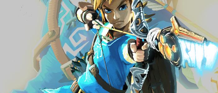 Aonuma habla de la túnica azul de Link en Breath of the Wild
