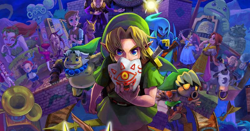 Descuentos en Zelda y otros juegos con las recompensas de My Nintendo (Europa)