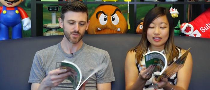 Nintendo Minute: cómics de Mario y Zelda