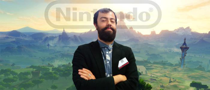 Entrevista a Omar Álvarez, de Nintendo España