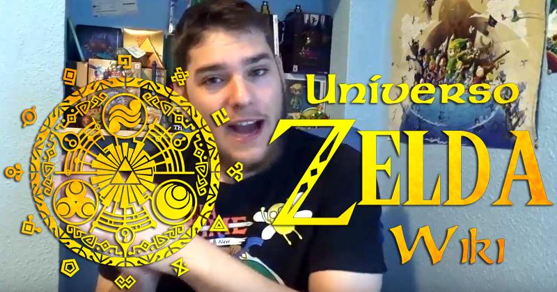 Universo Zelda Wiki en El Reino Sagrado