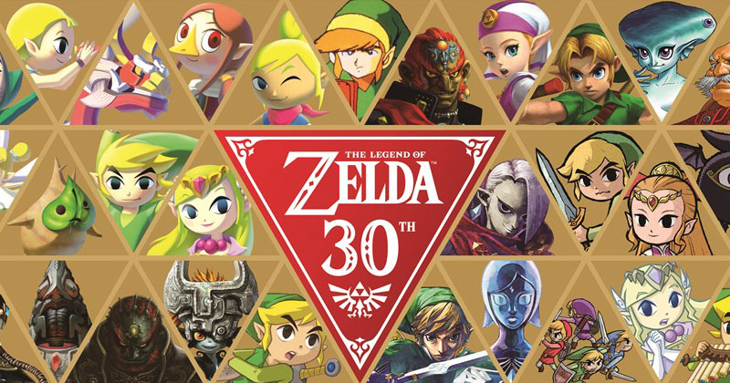 Kimishima habla del 30 aniversario de Zelda