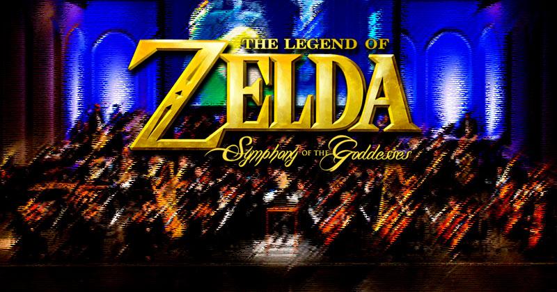Novedades de la Zelda Symphony en España