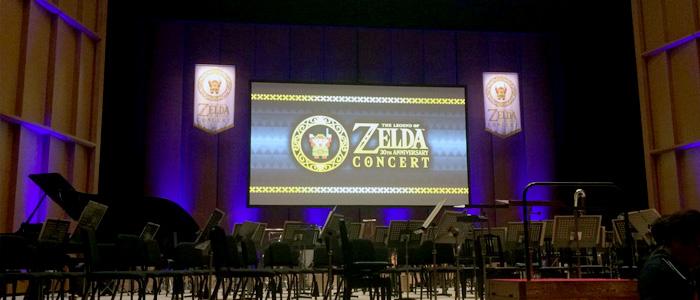 Concierto Zelda 30 Aniversario en Japón