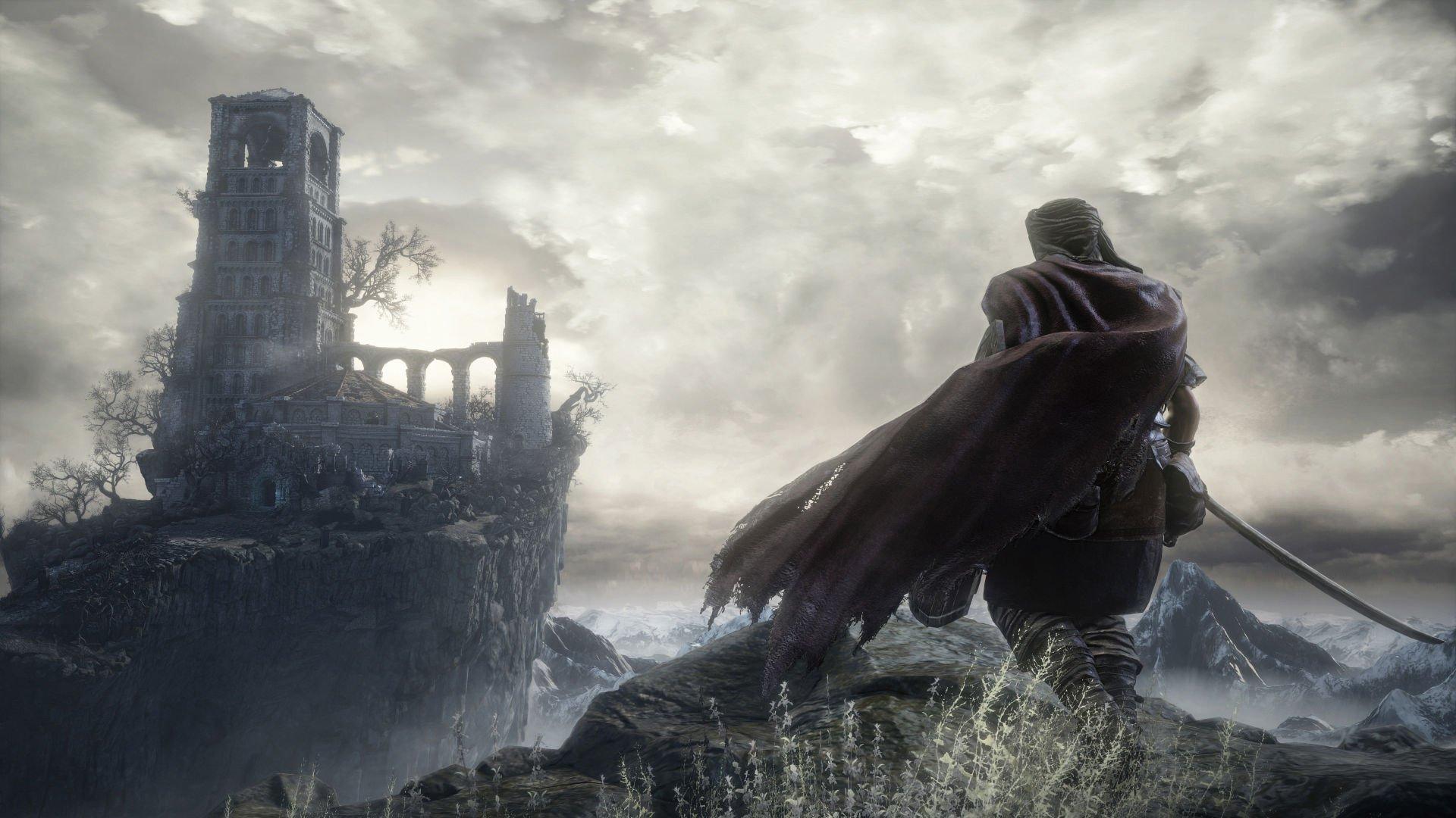 El creador de Dark Souls se siente indigno al  compararse su saga con Zelda