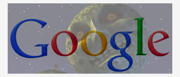 Google utliza Majora's Mask en su publicidad