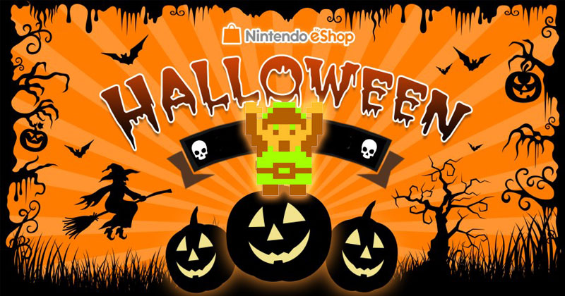 Nintendo celebra Halloween con Breath of the Wild
