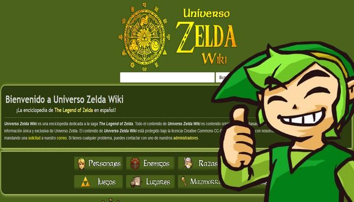 Seguimos buscando colaboración para la Universo Zelda Wiki