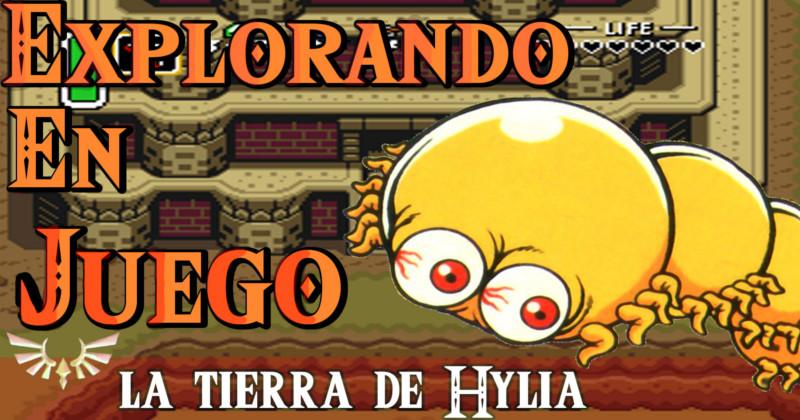 La evolución de la saga Zelda-Explorando en Juego (Vídeo)
