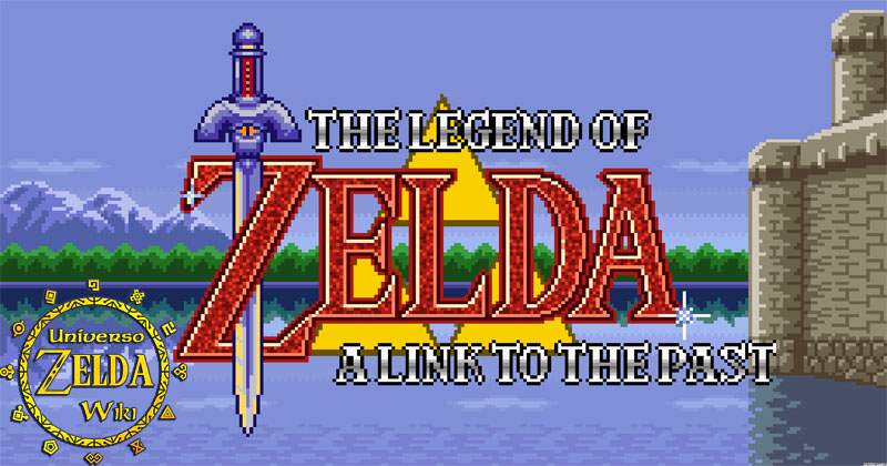 Universo Zelda Wiki: A Link to the Past