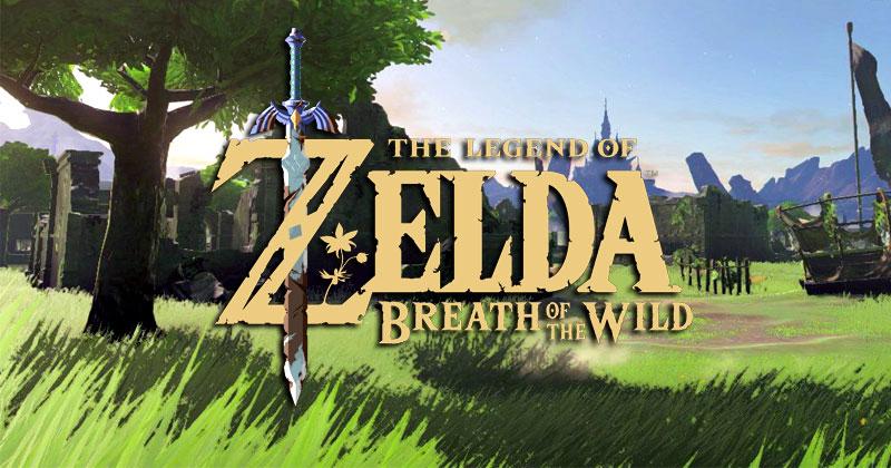 Breath of the Wild ha obtenido de momento 189 premios a Juego del Año