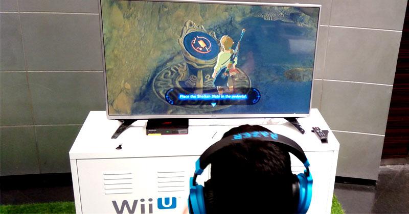 Más rumores de Breath of the Wild en Wii U