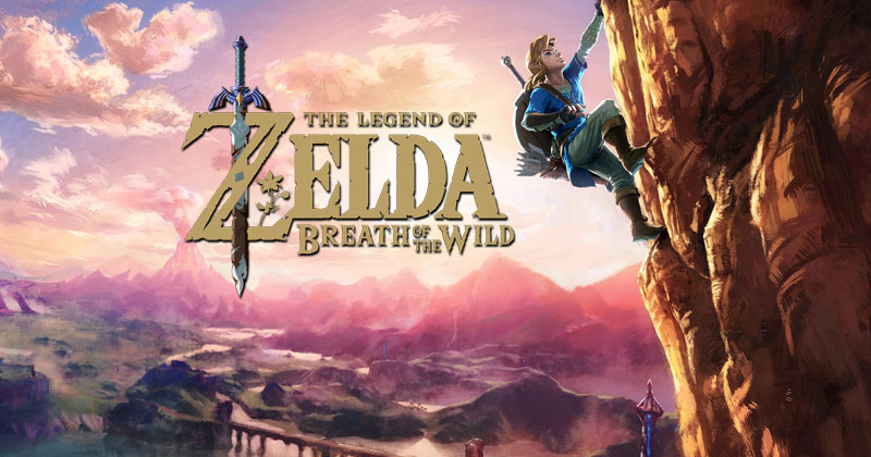 Curso para desarrolladores en Nintendo, basado en Breath of the Wild