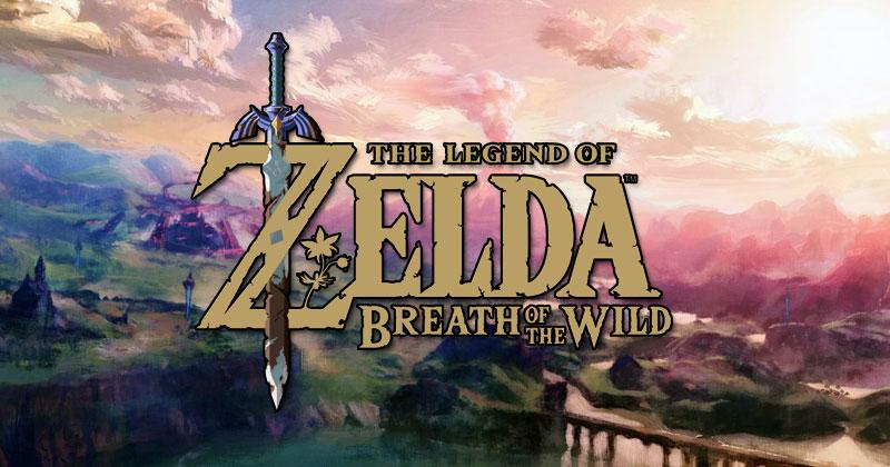 La revista TIME lista Breath of the Wild como uno de los mejores juegos de la década