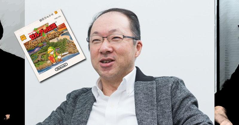 Koji Kondo compuso el tema de Zelda en una noche