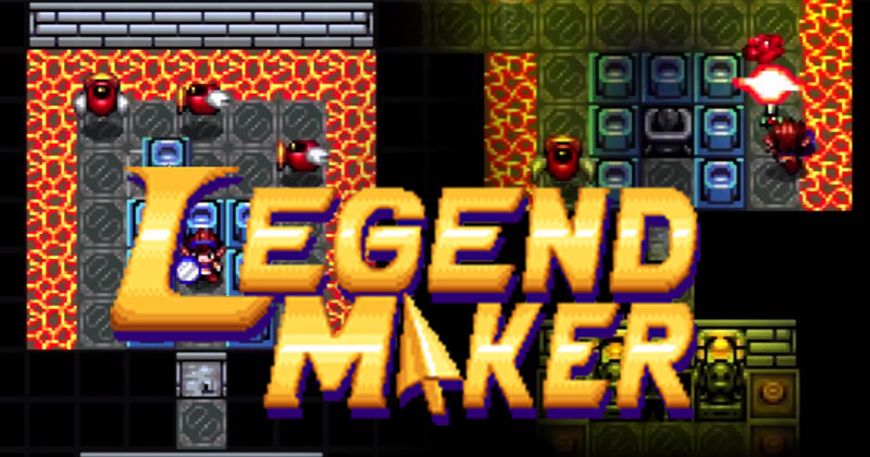 Disponible la demo de Legend Maker