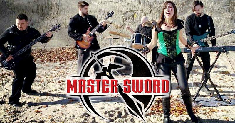 Teaser del videoclip de Master Sword