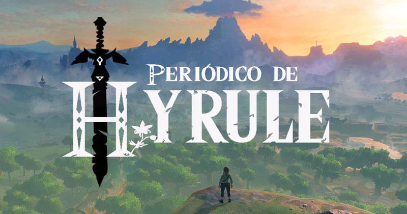 El Periodico de Hyrule cumple 5 años