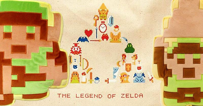 Nuevo merchandising japonés de Zelda
