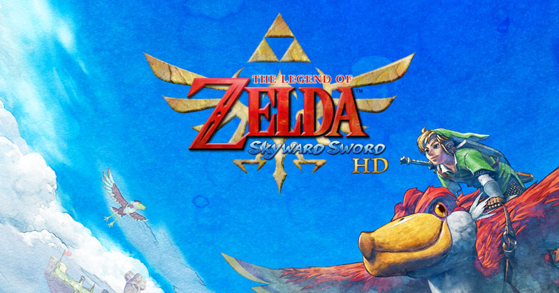 Aonuma habla del remake de Skyward Sword