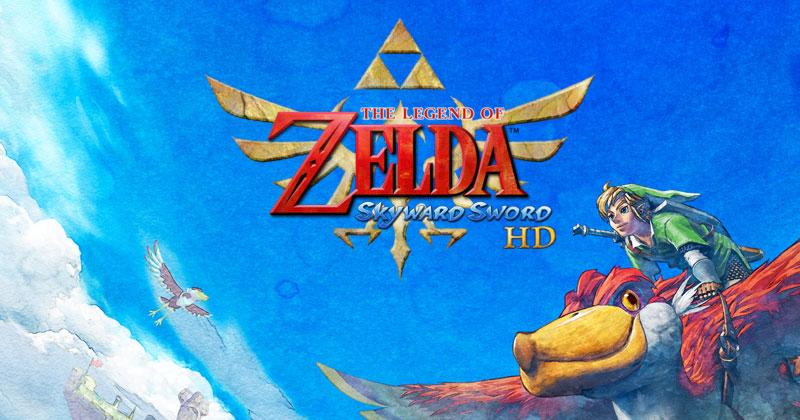 Nuevo rumor sugiere que Skyward Sword podría llegar a Nintendo Switch