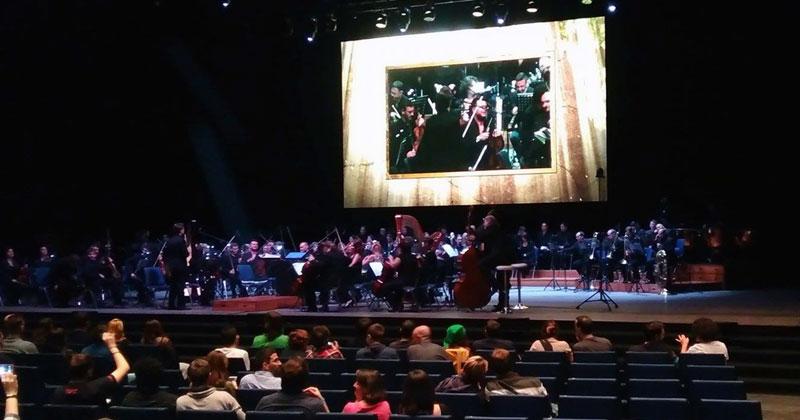 Vídeo de 1 hora de Zelda Symphony en Barcelona