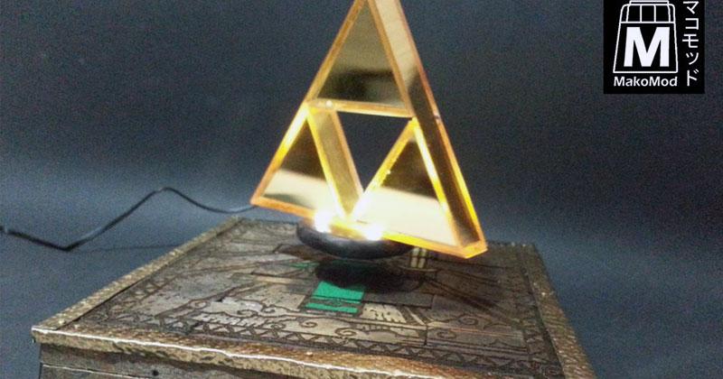 Triforce Shrine, el nuevo trabajo de MakoMod