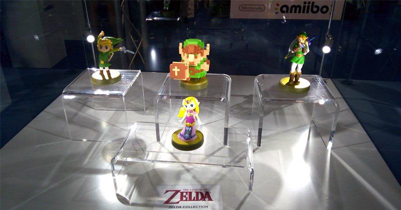 Secretos de los nuevos amiibo del 30 Aniversario de Zelda