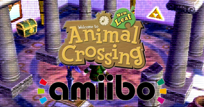 Los amiibo de Zelda en Animal Crossing